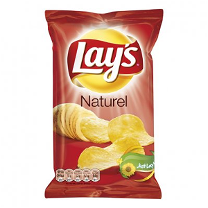 Foto Lay's chips naturel