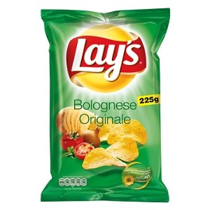 Foto Lay's chips Bolognese