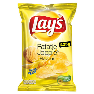 Foto Lay's chips Patatje Joppie